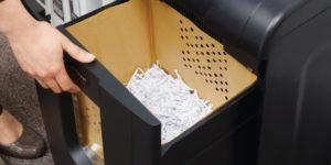Уровень секретности шредера – основной параметр при выборе устройства. Уничтожитель бумаги (шредер) — эффективная защита конфиденциальной информации