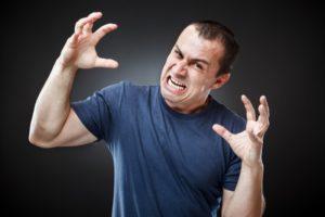 Неожиданный гнев у мужчины что делать. Причины приступов гнева у мужчин