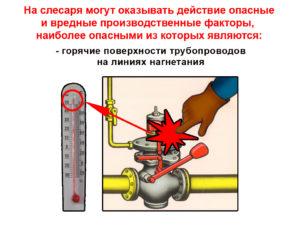 Обязанности слесаря по ремонту газового оборудования. Основные обязанности слесаря по обслуживанию и ремонту газоиспользующего оборудования