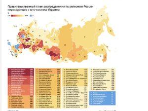 В каком регионе российской федерации вы живете. Какой регион россии выбрать для переезда