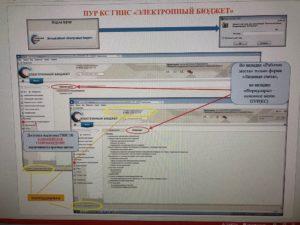 Не выбран корректный сертификат клиента. Электронный бюджет