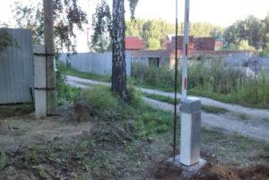 Законно ли перекрывать проезд в садовом обществе. Шлагбаум препятствует проезду на дачный участок