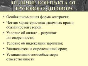 Договор и соглашение разница. Чем отличается контракт от договора с юридической точки зрения