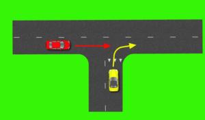 Пдд равнозначный т образный перекресток. Нерегулируемый перекресток: правила проезда