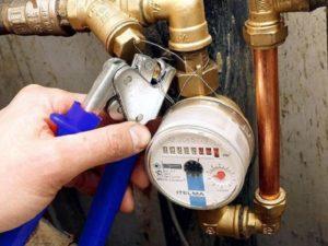 Счетчики воды на скважину. Поверка счётчиков, установленных на магистралях горячего и холодного водоснабжения