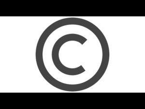 Что значит буква c в кружочке. Что обозначает буква с в кружочке