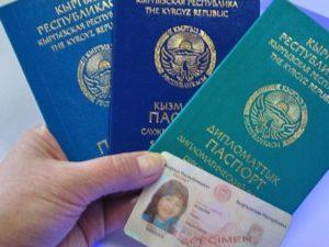 Документы для трудоустройства граждан киргизии. Работа в россии для граждан киргизии