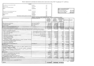 Промежуточный отчет финансового управляющего в суд.