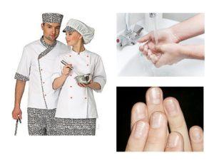 Санитарные требования и личная гигиена повара. Личная гигиена кондитера, повара