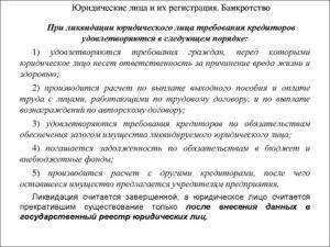 Требование физического лица к ликвидатору образец. Требование кредитора при ликвидации – образец