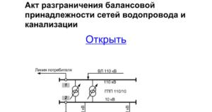 Как определить границу балансовой принадлежности электрических сетей. Разграничение балансовой принадлежности электросетей: правила, сложности, судебная практика