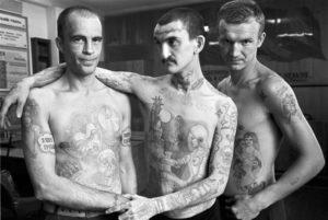 Козел что значит на тюремном жаргоне. Тюремные касты