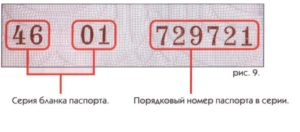 Какой шрифт цифр в паспорте рф. PassportVision — простой способ распознавать документы