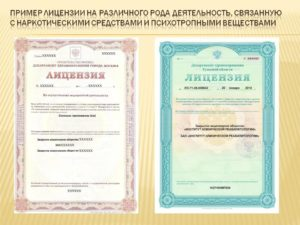 Лицензирование деятельности. Зачем нужна лицензия индивидуальному предпринимателю