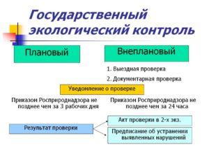 Региональный государственный экологический надзор что проверяет. Государственный экологический контроль