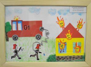 Рисунки в детсад на тему безопасность. Картинки пожарная безопасность детям