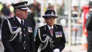 Звания британской полиции. Полиция великобритании