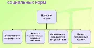 Правовые нормы отличаются от социальных тем. Чем отличаются правовые нормы от социальных: описание и отличия